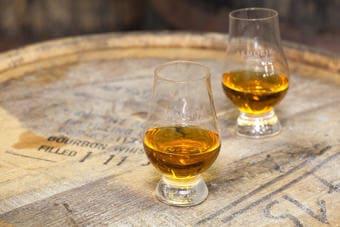 Visite de la distillerie Warenghem à Lannion