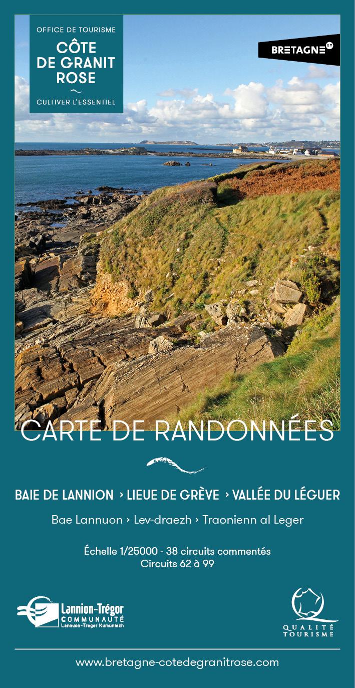 14 - Carte Rando CGR Bleue