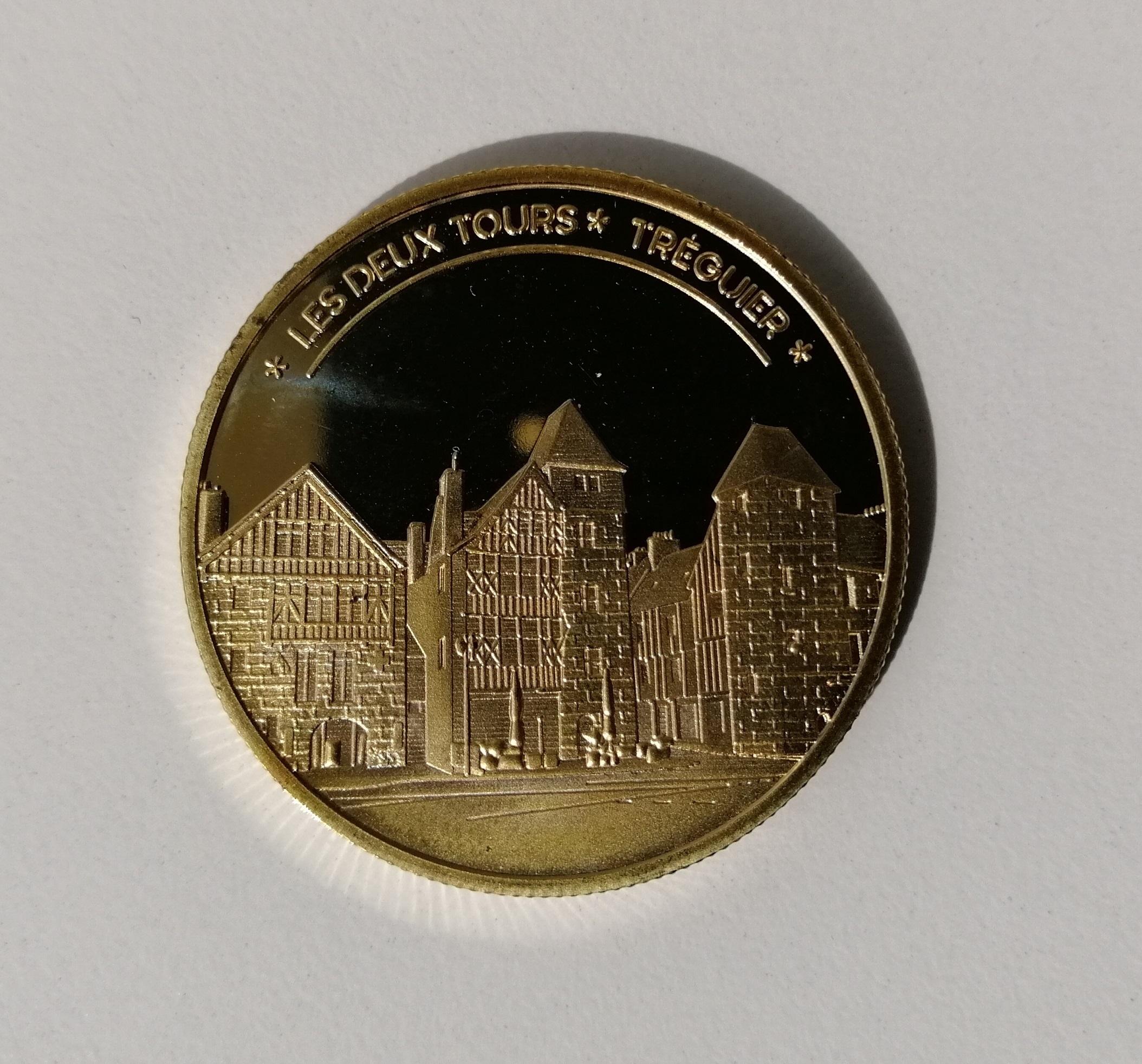 30 - Médaille du souvenir TREGUIER