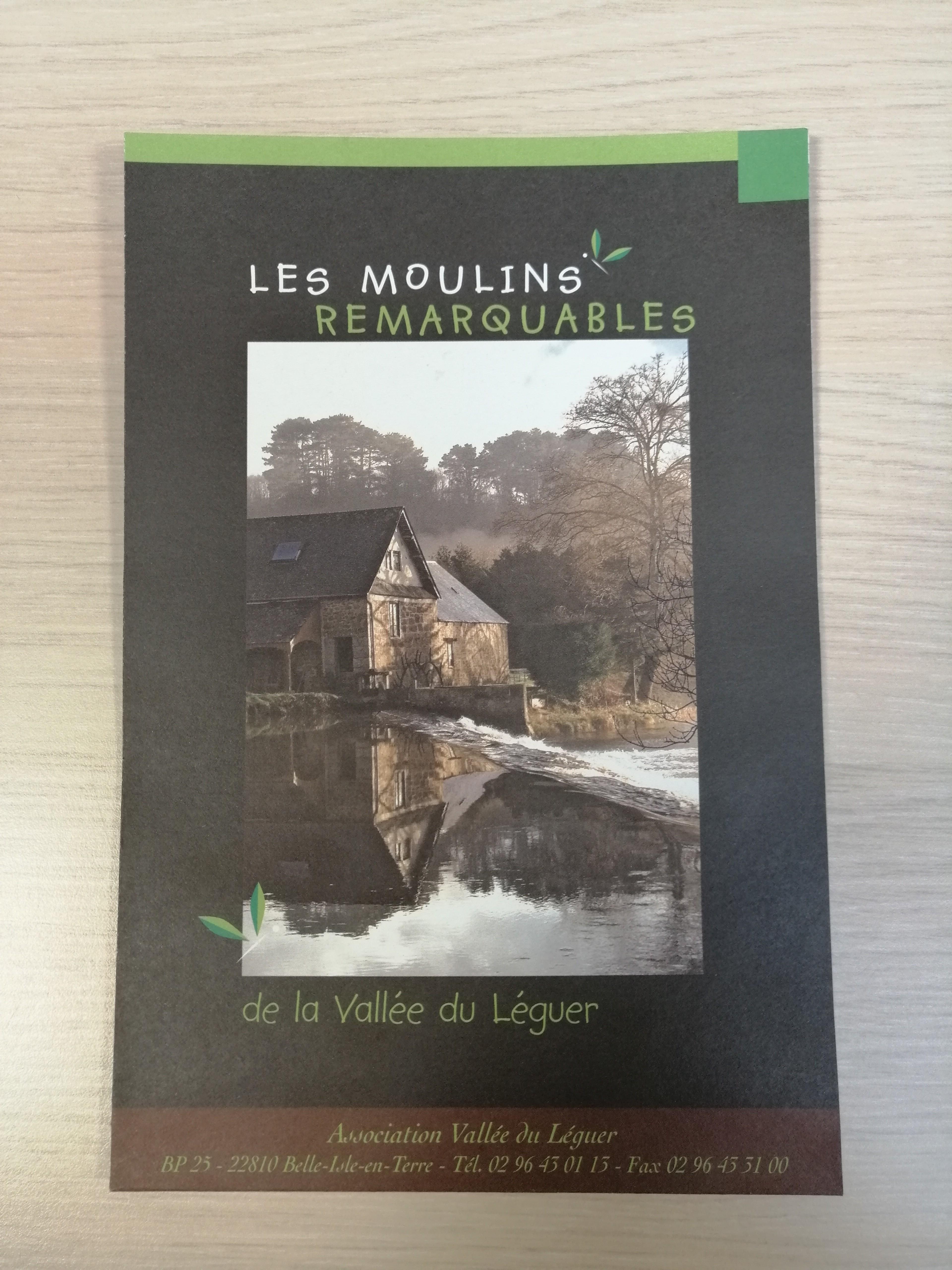 01 - Les moulins remarquables